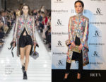 Ruth Negga In Louis Vuitton - Harper's Bazaar Women Of The Year Awards 2017