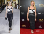 Shailene Woodley In Balmain - 2017 Hollywood Film Awards