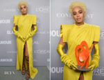 Solange Knowles In Jean Paul Gaultier Couture - 2017 Glamour Women Of The Year Awards