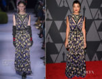 Tessa Thompson In Altuzarra - 9th Annual Governors Awards