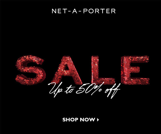 The NET-A-PORTER US Sale Now On! Get Up To 50% Off