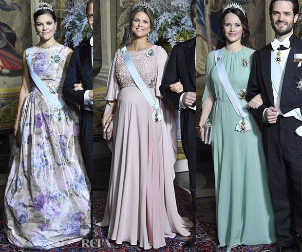 Nobel Prize ceremony & 2017 Nobel Laureates Dinner - Red Carpet ...