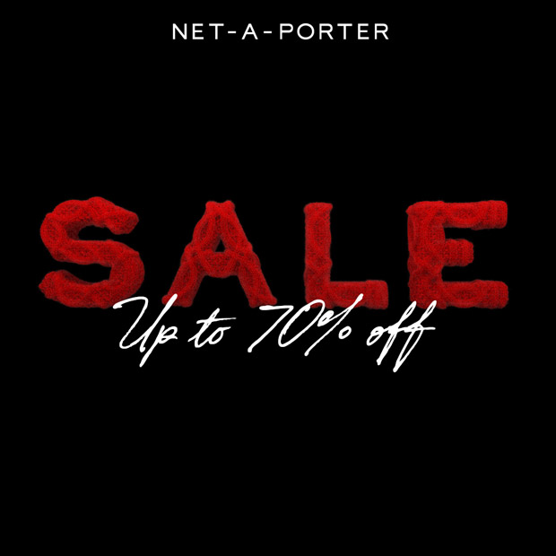 The NET-A-PORTER US Sale Now On! Get Up To 70% Off