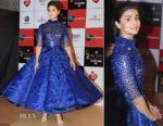 Alia Bhatt In Atelier Zuhra - Zee Cine Awards 2018
