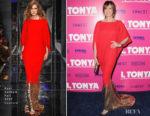 Allison Janney In Rani Zakhem Couture - 'I, Tonya' LA Premiere