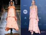 Andrea Riseborough In Erdem - British Independent Film Awards 2017