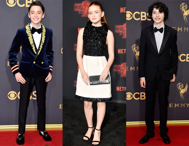 Best Dressed Cast of the Year - 'Stranger Things' - Red
