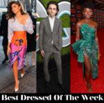 Best Dressed Of The Week - Zendaya Coleman in Stella Jean, Lupita Nyong'o in Halpern & Timothee Chalamet in Gucci