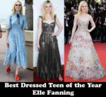 Best Dressed Teen of the Year - Elle Fanning