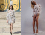 Beyonce Knowles is Instaglam in Nina Ricci
