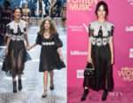 Camila Cabello In Dolce & Gabbana - Billboard Women In Music 2017