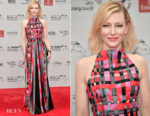 Cate Blanchett In Giorgio Armani - 2017 Dubai International Film Festival