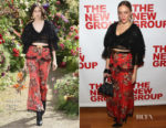 Chloe Sevigny In Rodarte - Downtown Race Riot Opening Night