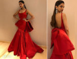 Deepika Padukone In Gauri & Nainika - Filmfare Glamour and Style Awards 2017