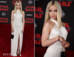 Dove Cameron In Galvan - 'Star Wars: The Last Jedi' LA Premiere