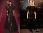Gwen Stefani In Gucci - Renaissance Downtown Hotel Opening