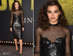 Hailee Steinfeld In Tom Ford - 'Pitch Perfect 3' LA Premiere