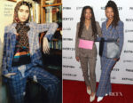 Halle Bailey & Chloe Bailey In Tracy Reese - 'Grown-ish' LA Premiere
