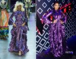 Jennifer Hudson In Gucci - The Voice