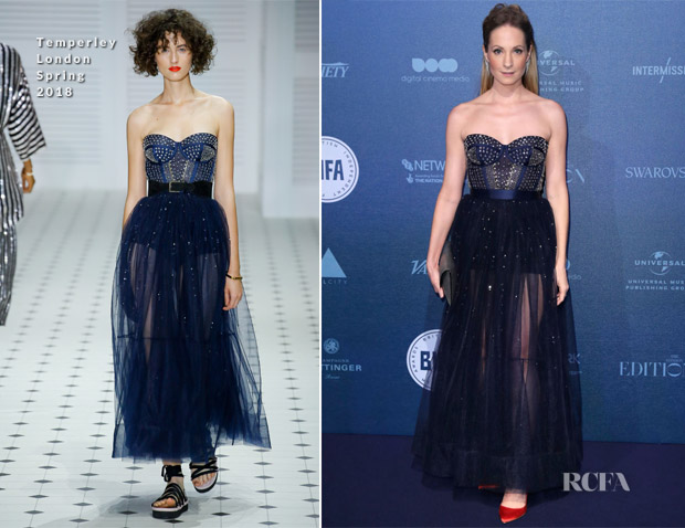 Joanne Froggatt In Temperley London - British Independent Film Awards 2017
