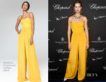 Karolina Kurkova In Cristina Ottaviano - Creatures of the Night Late-Night Soiree