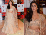 Katrina Kaif In Manish Malhotra - Zee Cine Awards 2018