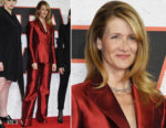Laura Dern In Gabriela Hearst - 'Star Wars: The Last Jedi' London Photocall