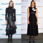 Laura Dern In Rodarte & Calvin Klein - SiriusXM & 38th Annual Muse Awards