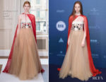 Lily Newmark In Schiaparelli Couture - British Independent Film Awards 2017