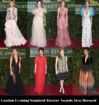 Who Was Your Best Dressed At The London Evening Standard Theatre Awards?