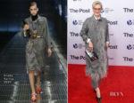 Meryl Streep In Prada - 'The Post' Washington, DC Premiere