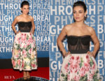 Mila Kunis In Dolce & Gabbana - 2018 Breakthrough Prize