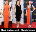 Most Underrated - Mandy Moore