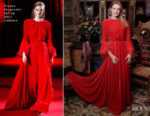 Natalia Vodianova In Ulyana Sergeenko Couture - The Business of Fashion Presents VOICES 2017