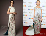 Nicole Richie In Zac Posen - 2017 Kennedy Center Honors