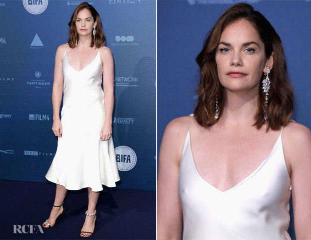 Ruth Wilson In Calvin Klein - British Independent Film Awards 2017