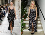 Sienna Miller In Proenza Schouler - 'Phantom Thread' New York Premiere After-Party