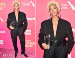 Solange Knowles In Vivienne Westwood - Billboard Women In Music 2017