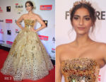 Sonam Kapoor In Atelier Zuhra - Filmfare Glamour and Style Awards 2017