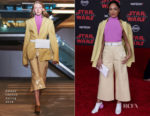Tessa Thompson In Solace London - 'Star Wars: The Last Jedi' LA Premiere