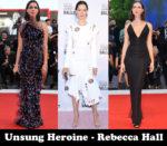 Unsung Heroine - Rebecca Hall