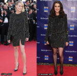 Who Wore Saint Laurent Better? Robin Wright or Rachel Weisz?