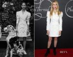 Zosia Mamet In Maggie Marilyn - 'Phantom Thread' New York Premiere
