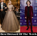 Best Dressed Of The Week - Ava Phillippe in Giambattista Valli Couture & Timothée Chalamet in Berluti