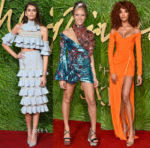 The Fashion Awards 2017 Red Carpet Roundup