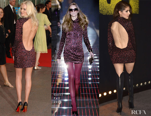 Who Wore Gucci Better Kate Bosworth Or Anna Kendrick