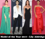 Model Of The Year 2017 - Lily Aldridge