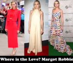Where Is The Love? Margot Robbie