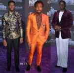 'Black Panther' World Premiere Menswear Roundup