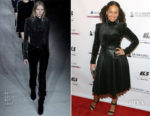 11th Annual GRAMMY Week Event Honoring Alicia Keys (in Saint Laurent)